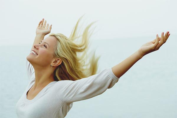 Comment devenir une femme heureuse