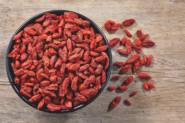 Useful properties and contraindications of goji berries