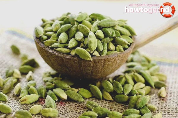 Cardamom benefits for losing weight