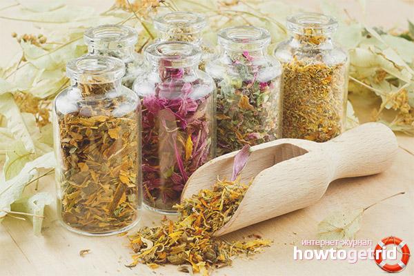 Healing herbs for sleep