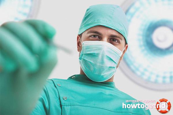 Χειρουργική επέμβαση για καρδιακή ανεπάρκεια