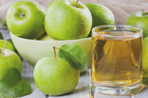 Apple juice during pregnancy