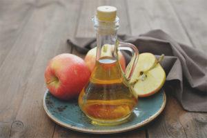 Vinaigre de pomme pour le visage