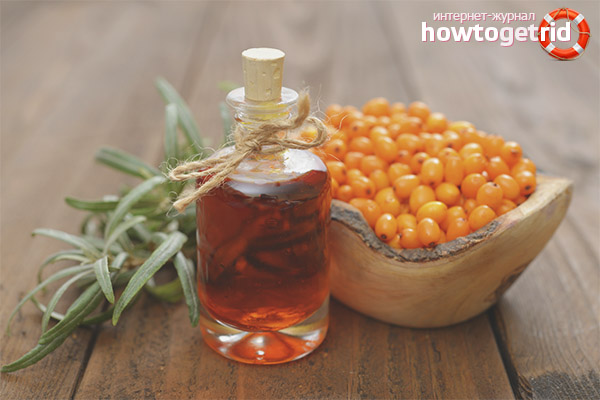 Sea buckthorn oil during pregnancy
