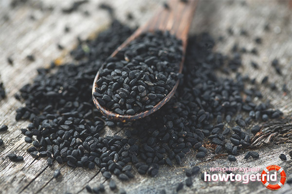 Contraindications to the use of black cumin