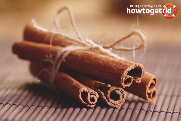Contraindications Cinnamon