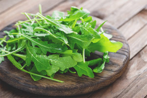 Arugula during pregnancy