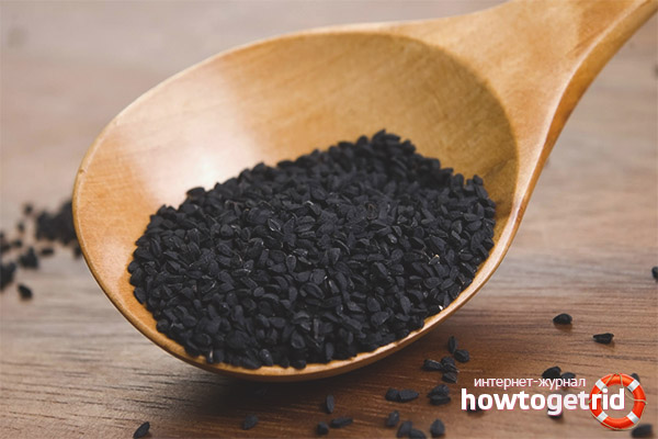 Impact of black cumin on the health of men and women