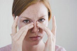 Congestion nasale