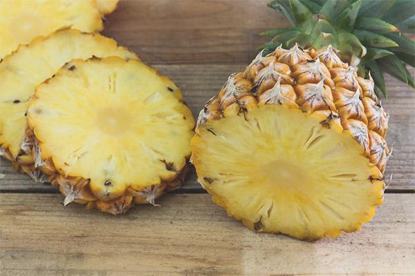 Ananász terhesség alatt - az előnyök és a kár
