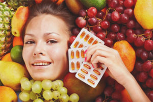 What vitamins are good for the skin