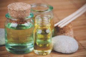 Camphor oil for face