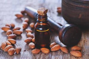 Almond oil for face