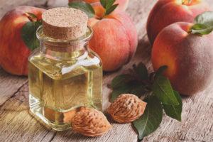 Peach oil for face