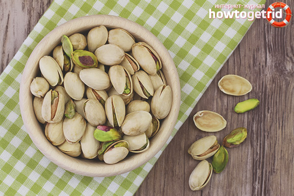 The harm of pistachios during pregnancy
