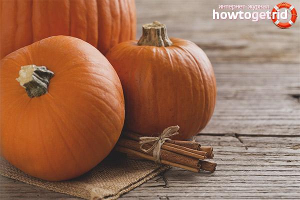 Pumpkin harm during pregnancy
