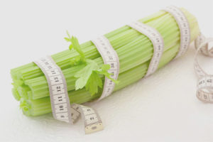 How to use celery for weight loss
