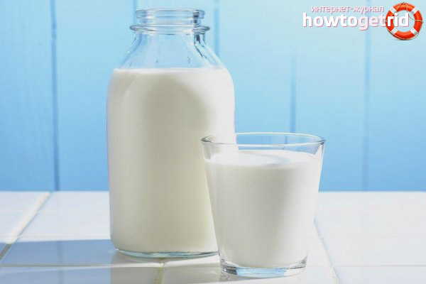 What kefir is better to drink when breastfeeding