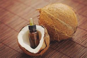 Huile de noix de coco pour les vergetures pendant la grossesse