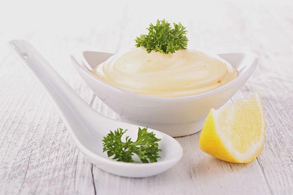 Mayonnaise d'allaitement