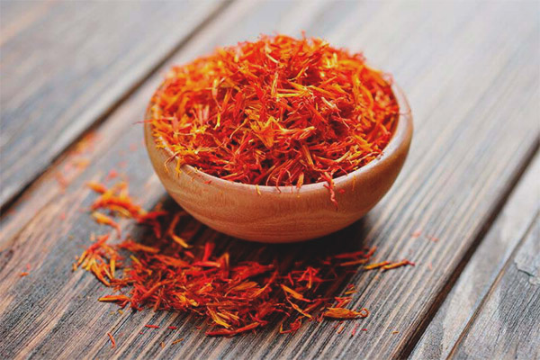 Useful properties and application of saffron