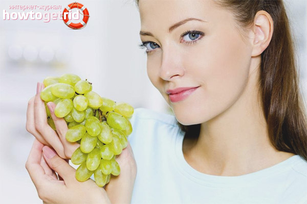 The benefits of grapes during pregnancy