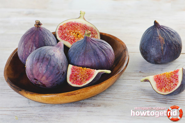 Rules for the use of figs during lactation