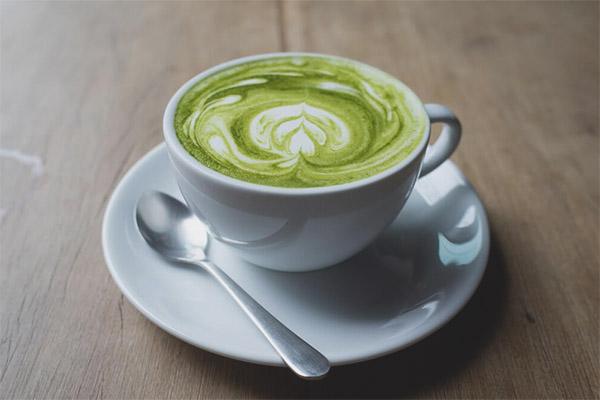 Ceai verde cu lapte pentru scădere în greutate