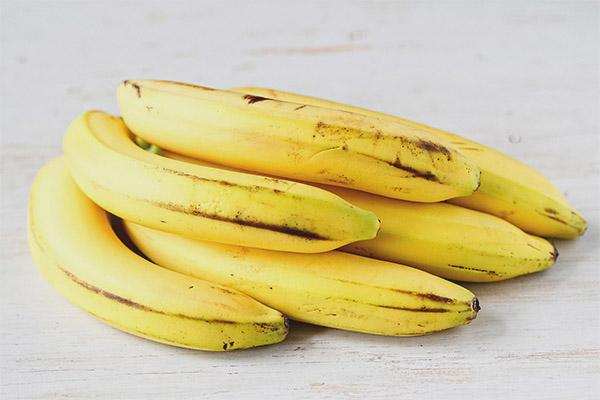 Bananas for diabetes