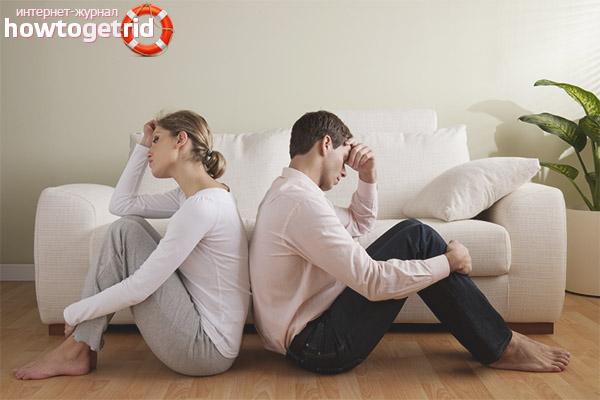 Comment rétablir une relation après avoir trompé une femme