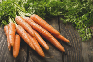 Carrots with diabetes