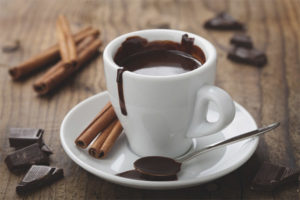 The benefits and harm of hot chocolate