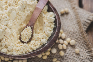The benefits and harm of soy flour