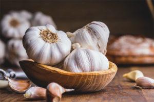 Garlic with diabetes