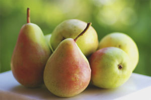 Pears with diabetes