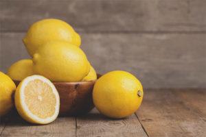 Lemon with diabetes