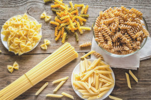 Pasta for diabetes