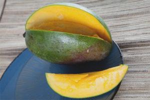 Mango with diabetes