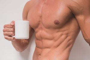 Can I drink coffee after training