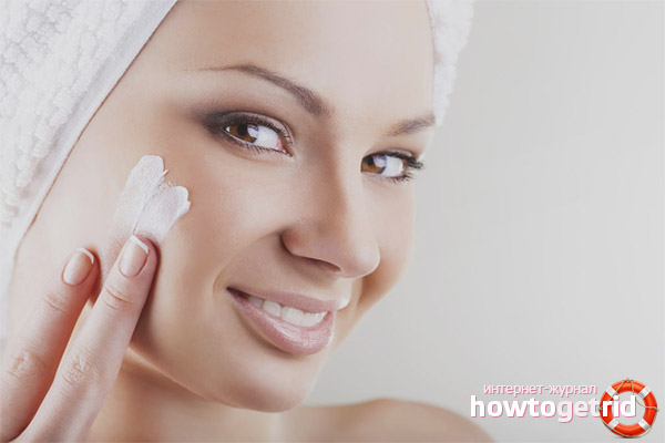 How to smooth the skin after acne at home