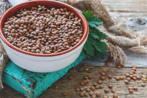Lentils for weight loss