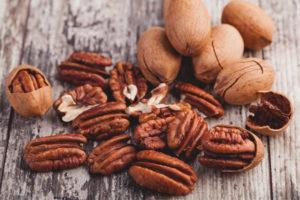 How is pecan for men and women useful?