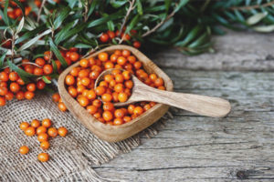 How is sea buckthorn useful for women and men?