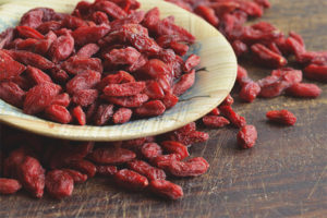 Comment utile baies de goji