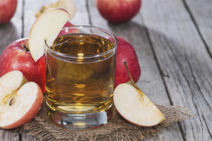 Apple juice for weight loss