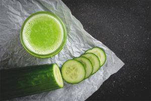 Comment faire du jus de concombre pour l'hiver