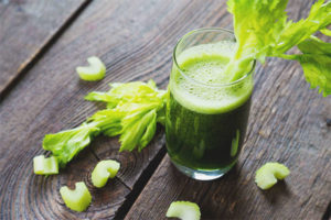 Celery Slimming Smoothie Cocktail