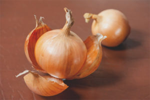 Onion Husk Treatment