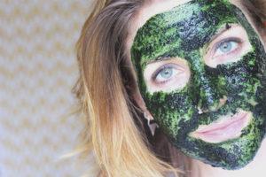 Sorrel face masks