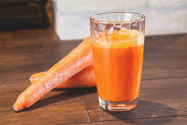 Suc de morcovi pentru pierderea în greutate